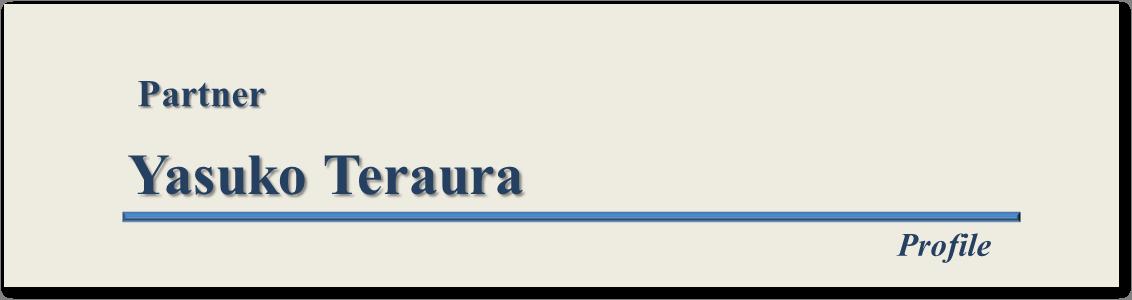 Yasuko Teraura
